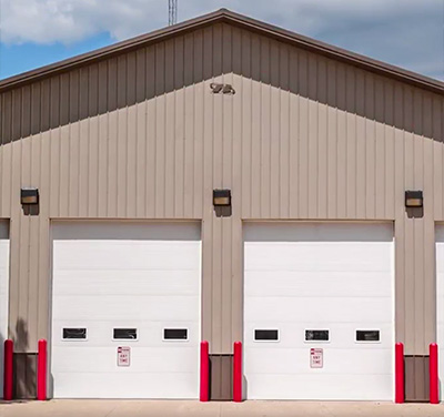 Commercial Garage Door Image
